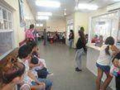Charla preventiva en centro de salud
