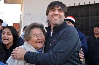 Diego Bossio: «En Avellaneda ARGENTA ya entregó 6800 préstamos a jubilados y pensionados»