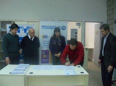 El SUMAR Catamarca firmó importante convenio con ANSES