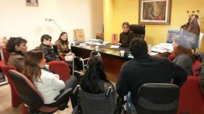 Poncho 2014: acuerdan condiciones de accesibilidad e inclusión