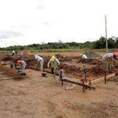 Comenzó la construcción de una escuela de enseñanza media en Fontana