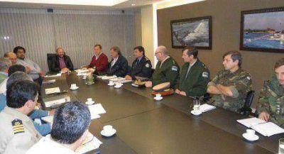 Insfrán ratificó máxima ocupación en atender a afectados por inundaciones