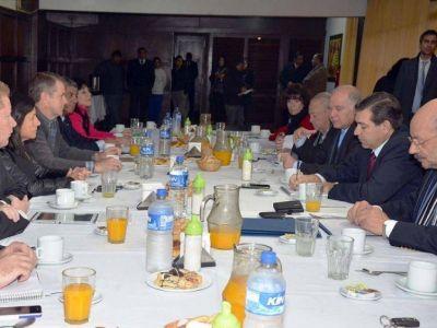 Gabinete Ejecutivo trató diversos temas con la Intendencia de Palpalá