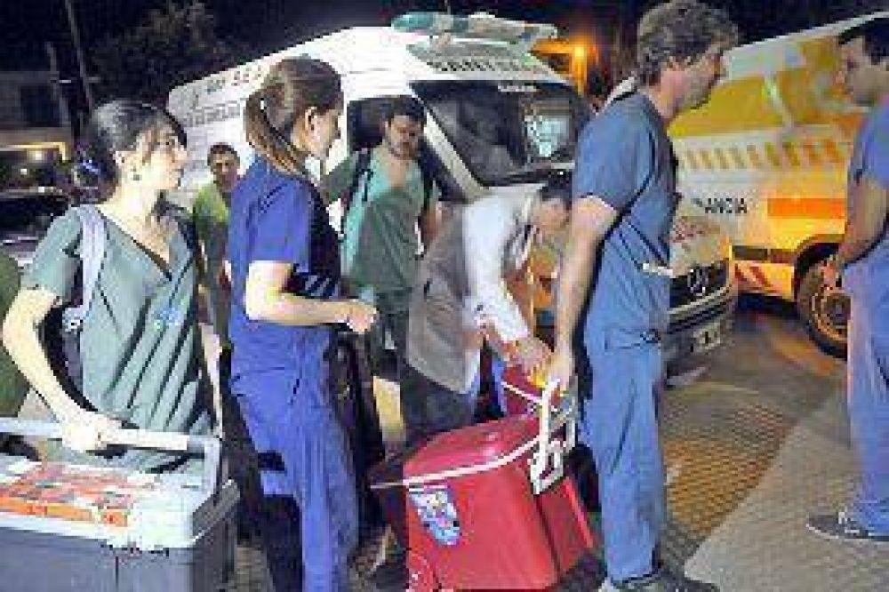 Santiago tiene 246 pacientes en lista de espera del Incucai