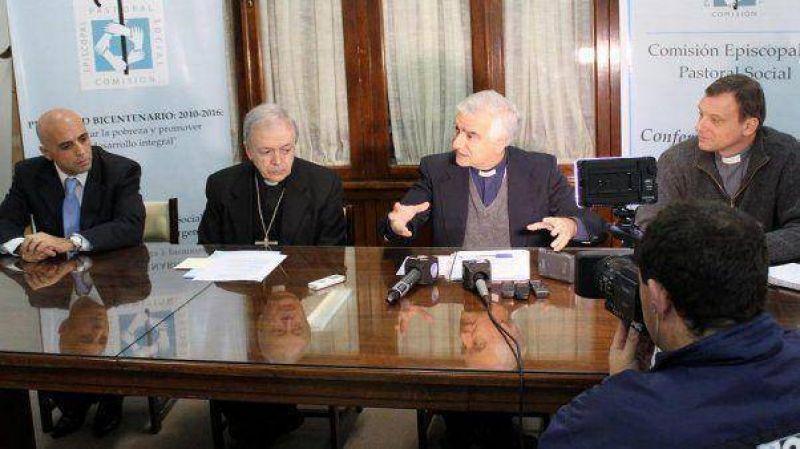 La Iglesia reunirá a gremialistas oficialistas y opositores en Mar del Plata