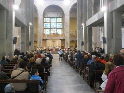 """Obispo Cardelli: """"El reino es vivir el compromiso del evangelio"""""""