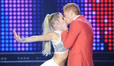 ¿Qué pasa entre Martín Liberman y su bailarina Ana Laura López?