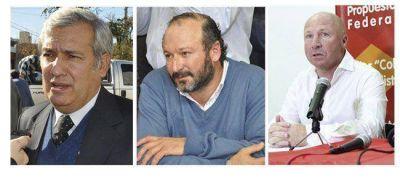 Torroba, Kroneberger y Mac Allister firmaron una nota conjunta dirigida al gobernador