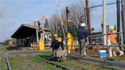 Avanzan las obras en materia ferroviaria