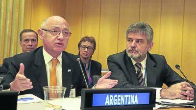 La Argentina reiteró en la ONU el reclamo por Malvinas