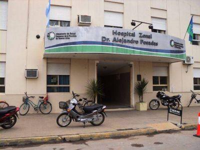 El Hospital atenderá solo urgencias