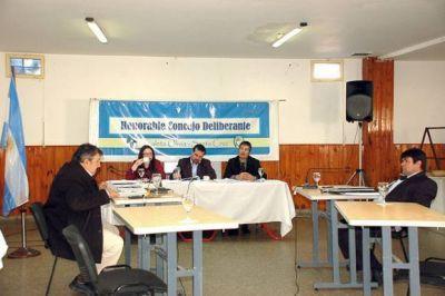 En la sesión del HCD repudiaron el accionar de la Cámara de diputados