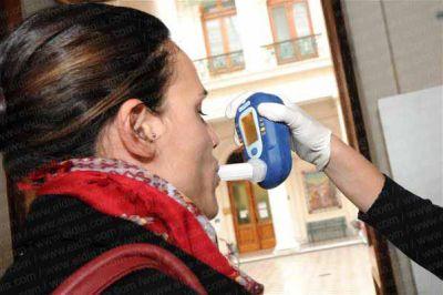 Una cruzada contra el tabaquismo en la UNLP