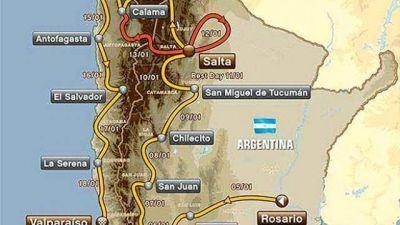 Este lunes presentan el Dakar 2015 en Salta