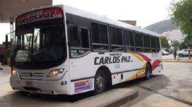Transporte Carlos Paz contra la Provincia por la suspensión