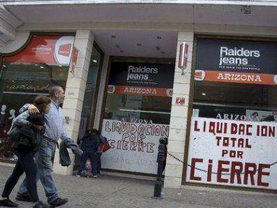 Advierten que cada vez cierran más locales comerciales en Salta