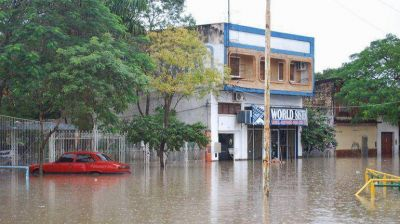 El Gobernador de Misiones declarará la emergencia económica por las inundaciones