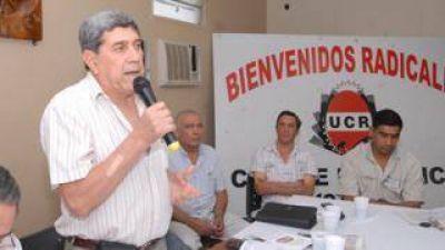 """Amado Quintar: """"Tendrán participación porque nuestro objetivo es ganar en 2015, y no quedar mirándonos el pupo"""""""