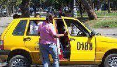 Cámara de transporte alternativo rechazó el paro de taxistas