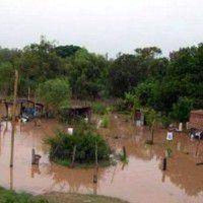 APA aseguró que la crecida en el río Paraguay no afectará a la provincia