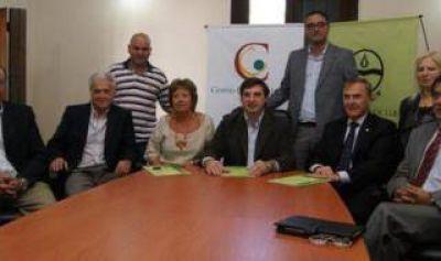 Luj�n: Presentaron proyecto del Centro Comercial a Cielo Abierto