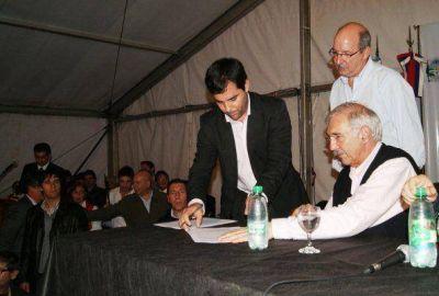 Chaco y el INTA rubricaron un convenio para fortalecer el proceso de industrialización en el Chaco