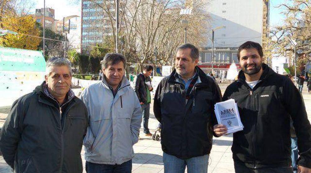 """Casineros contra los Fondos Buitre: """"Pretenden apoderarse de nuestras riquezas"""""""