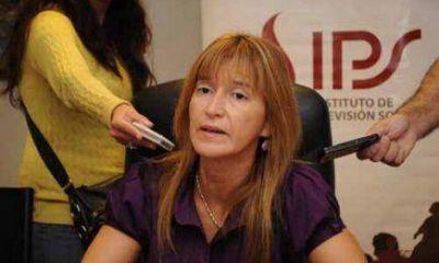Elecciones en el IPS: con duras críticas piden que Montiel sancione a Aldana