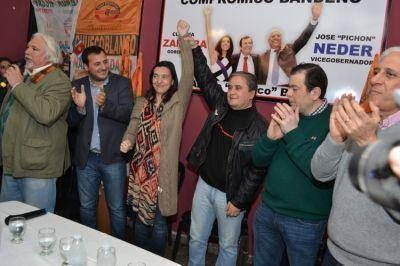 La Banda: La formula Nassif-Adamo mantuvo reuniones con organizaciones bandeñas que les brindaron su apoyo