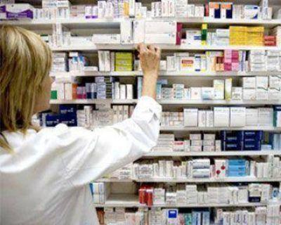 Se retrotrajo la venta de medicamentos en farmacias