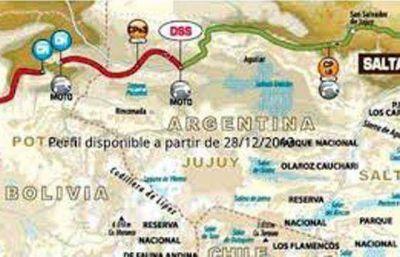 Presentarán el Rally Dakar 2015 en Salta