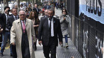 Suspenden otra audiencia y hay incertidumbre sobre la continuidad del jury a Campagnoli