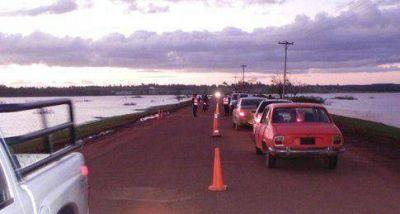 Confirmado: Cortarán parcialmente la Ruta Nacional 14 cerca de Santo Tomé