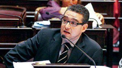 El PJ anunció conferencia del diputado Eric Calcagno sobre los fondos buitres