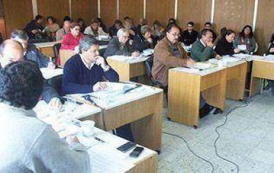 Nueva sesión en el Concejo de Echeverría, con eje en seguridad