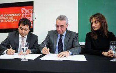 La UNLZ lleva su oferta académica al Centro Universitario de Tigre
