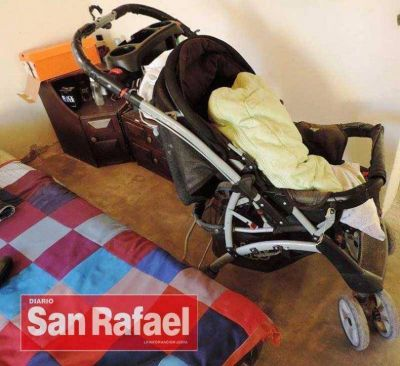 Cáceres quedó imputado por el crimen de la beba