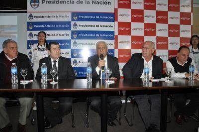 Se realizó la presentación oficial del Rally Dakar 2015