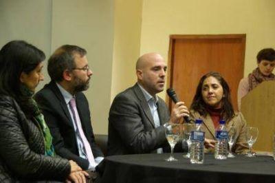 """Comenzaron """"Las Jornadas de Desarrollo Territorial de Políticas de Niñez, Adolescencia y Familia en el Ámbito Local"""""""
