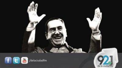La JP recordó al fundador del peronismo a 4 décadas de su muerte