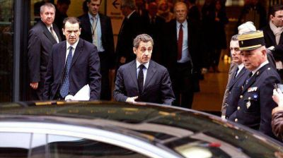 Francia: detuvieron al ex presidente Nicolas Sarkozy por un caso de tr�fico de influencias