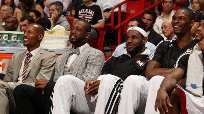 NBA: inician las negociaciones para la próxima temporada