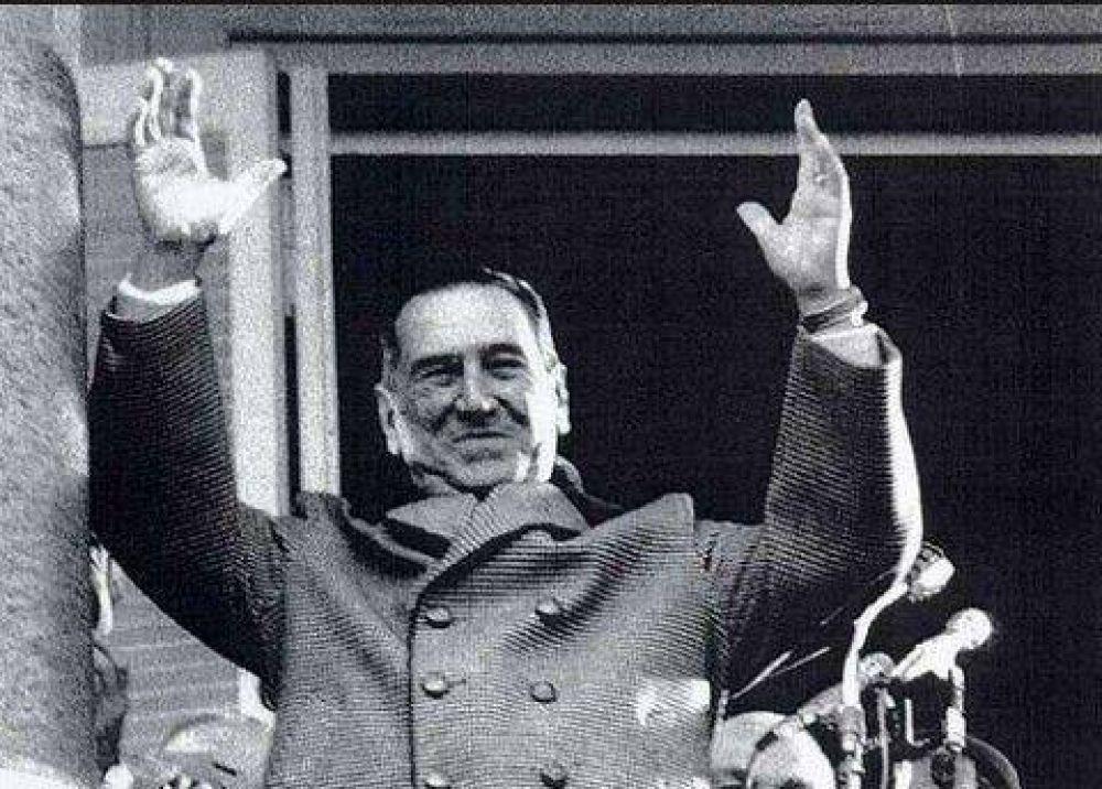 Hoy se cumplen cuarenta años sin Juan Domingo Perón