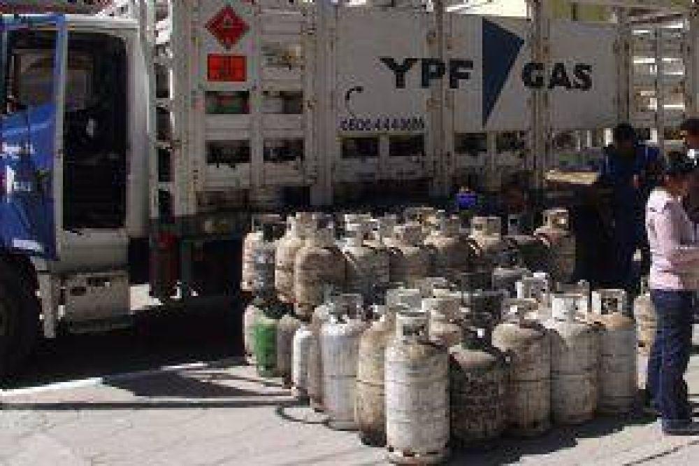 Piden al Ejecutivo gestione cupo de gas envasado para Catamarca