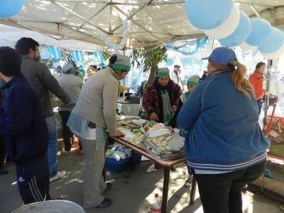 XIII edición de la Fiesta Municipal de la Empanada