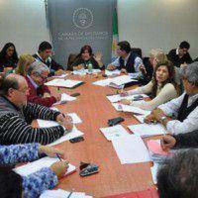 En Labor Parlamentaria acordaron abordar los proyectos vinculados con el Prosap