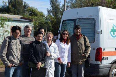 Profesionales del Hospital Salvador Mazza brindaron servicios de prevenci�n de HPV