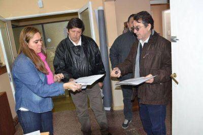 Reapertura de la paritaria: la Intersindical reclamó en la Subsecretaría de Trabajo