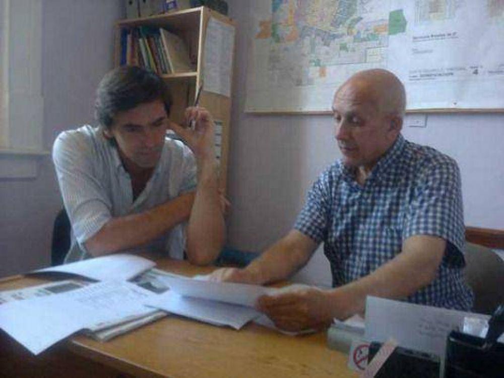 Concejales del FpV celebraron el acuerdo entre el Municipio y Provincia para la limpieza del Langueyú