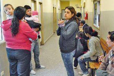 Alerta en Santiago por un extra�o virus que causa problemas respiratorios e intestinales